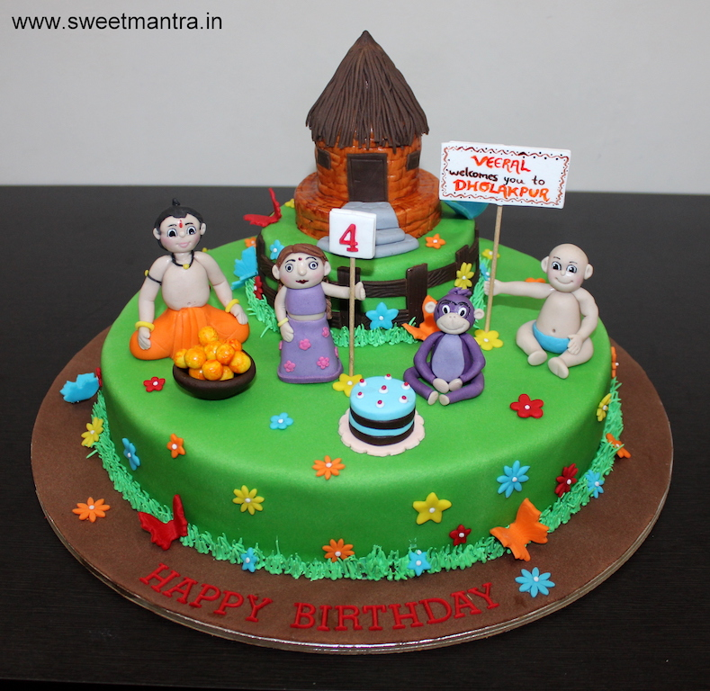 Order Theme Cake For Kids Birthday In Pune Sweet Mantra