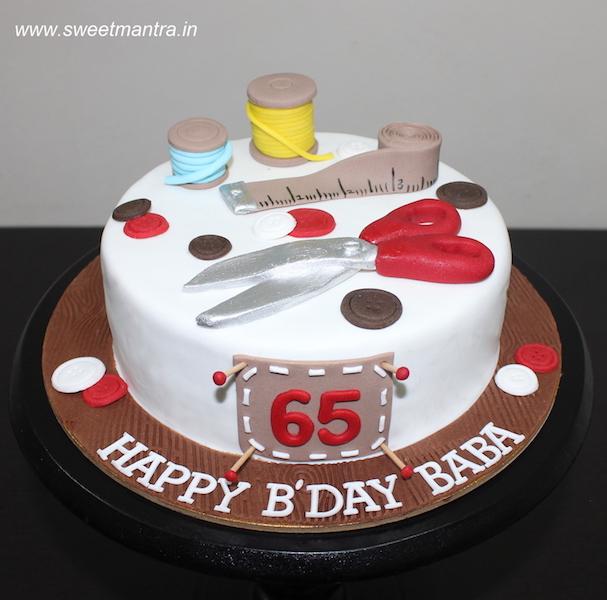 Order Grandparents Birthday Cake In Pune Sweet Mantra
